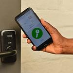 Biometric Access Control   Simeka Heights