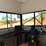 Guard House with CCTV   Simeka Heights